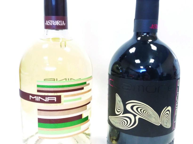 Coppia di vini