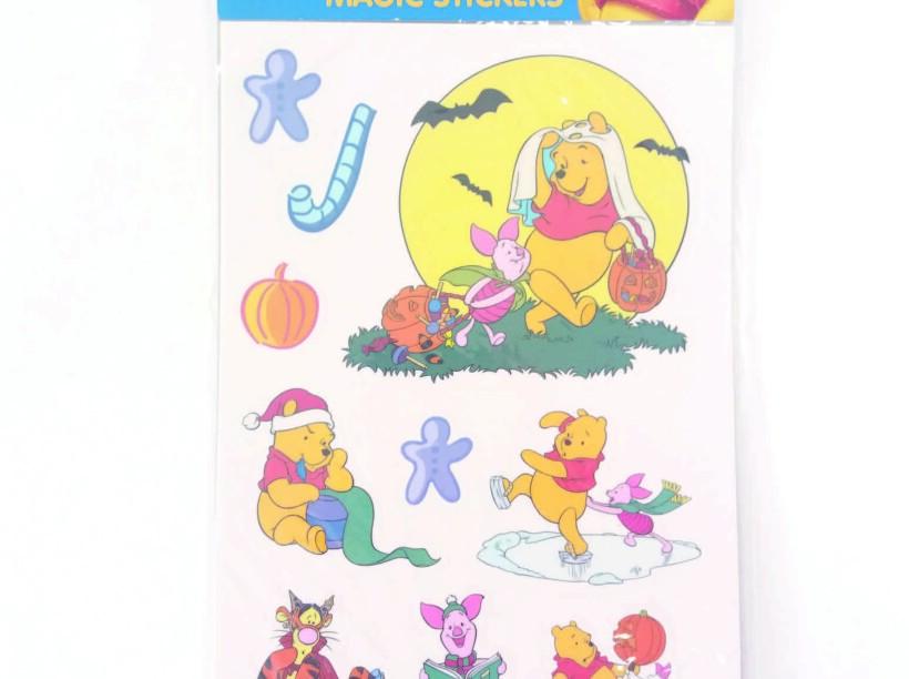 Coppia Stickers Winnie The Pooh