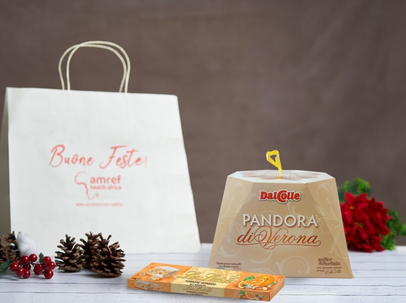 Cesta Dolce Natale piccola SOLD OUT