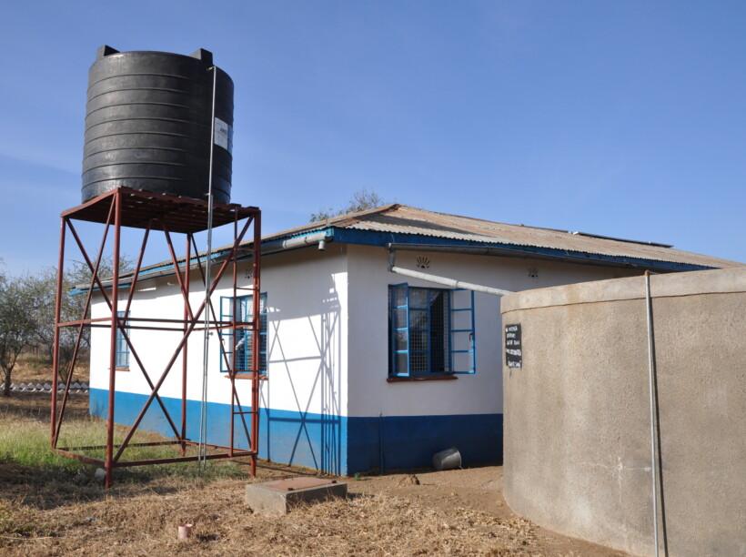 Cisterna d'acqua